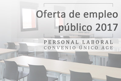 Personal laboral - OEP 2017